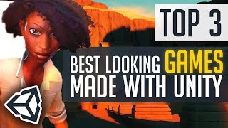 BEST LOOKING GAMES made with Unity!