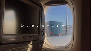 [Vlog]호주 시드니 자유여행 마지막날 일상 브이로그…