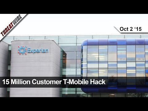 Patreon Hacked, Experian T-Mobile Hacked, Linux Hacked, and Android Stagefright 2.0! - Threat Wire