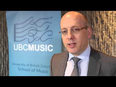 UBC School of Music Series: Part 1: Interview with Dr. Richard Kurth