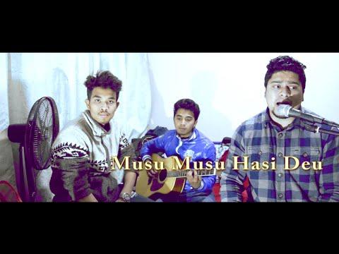 Musu Musu Hasi Deu   COVER   The Himalayan Band HD