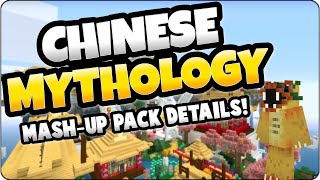 Minecraft Chinese Mythology Mash- Up Pack Release Date/ Details PS3, PS4, Xbox One, Xbox 360 & Wii U