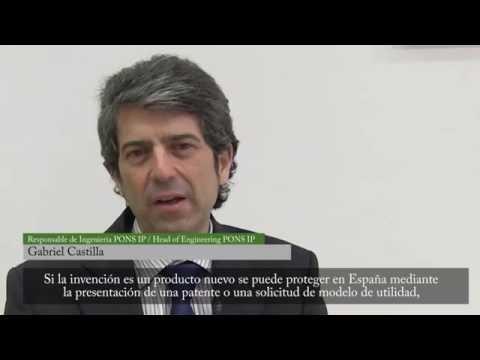 Utility models in Spain / Los modelos de utilidad en España