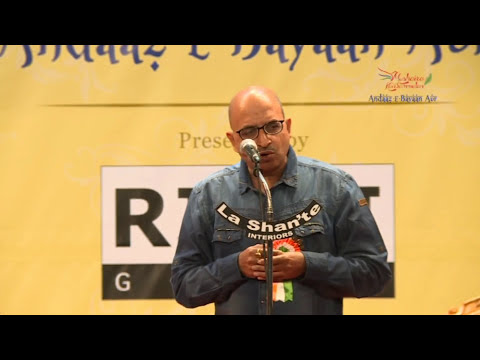 4. Sanjay Mishra – Andaaz-E-Bayaan-Aur Mushaira 2016 – 4K & HD - Dubai