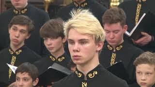 хор мальчиков хорового училища им.М.И.Глинки (СПб) часть 6