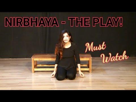 NIRBHAYA - THE PLAY | ACTING VIDEO BY SUBHASHREE RAYAGURU | THEATRE ACTING |