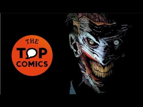 Las 9 peores atrocidades del Joker