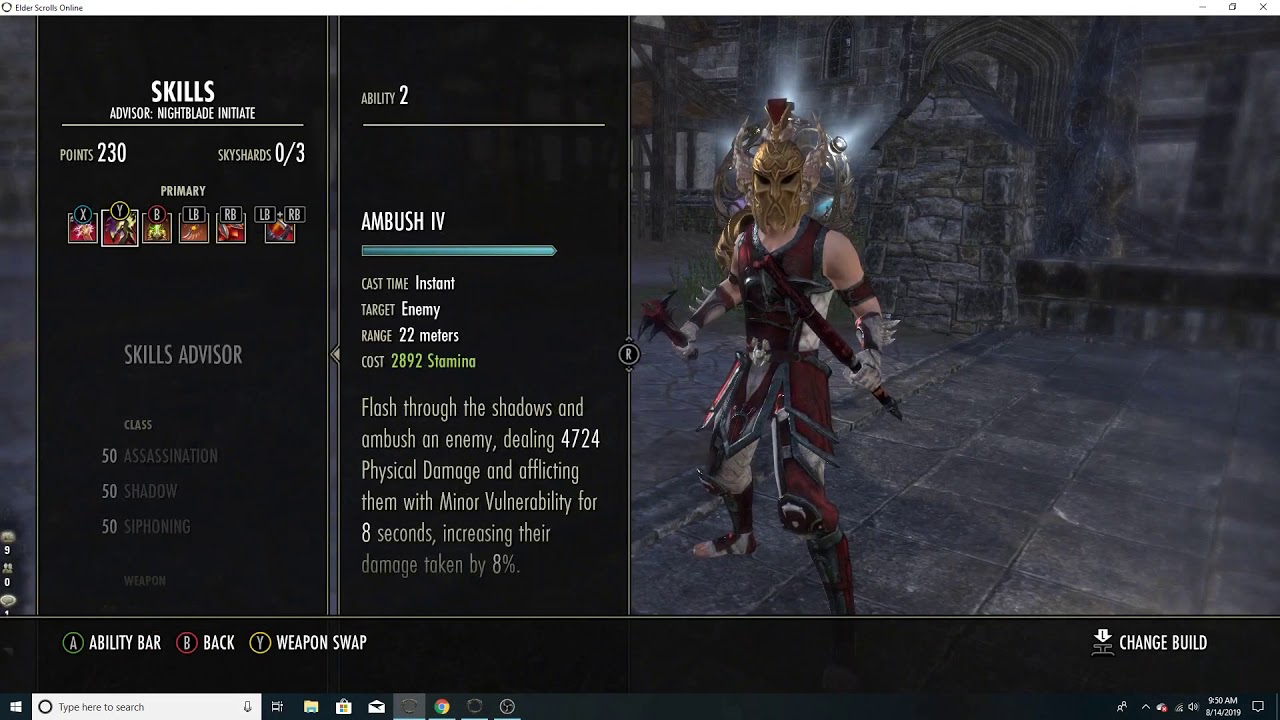 The Issues with Medium Armor in ESO