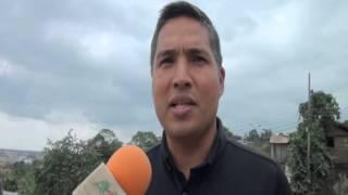 Moradores del Barrio San Vicente agradecen el adecentamiento de el parque