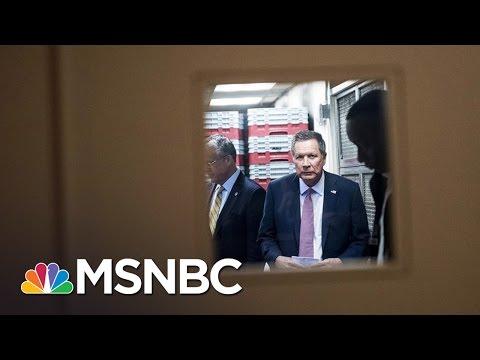John Kasich Suspending Campaign   MSNBC
