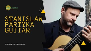 Alen Garagic performs Tonadilla by Emilio Pujol on 2020 Stanislaw Partyka guitar