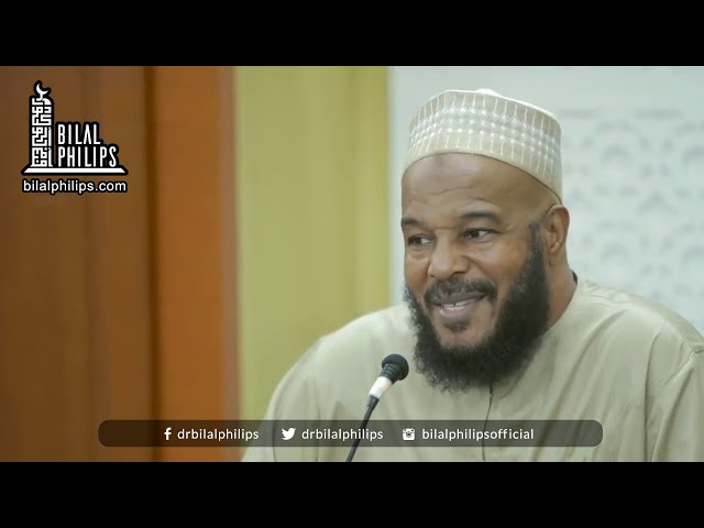 Dealing With Depression Islamically - Dr. Bilal Philips