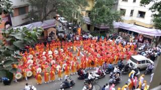 Shivtej Dhol Tasha Pathak 2016 Pune
