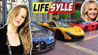 Jennifer Lawrence Luxurious Lifestyle - Car House, Boyfriend, Family, Interview, Biography