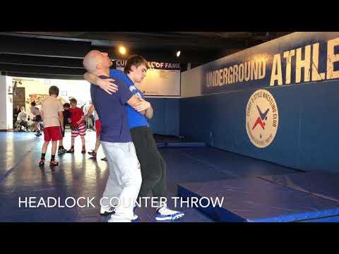 Headlock Counter: Greco Roman Technique