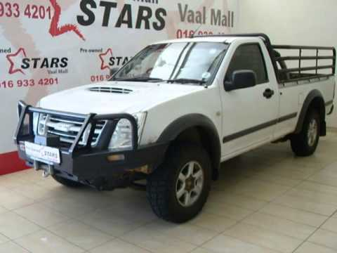 2008 ISUZU KB300 D-TEQ LE S/C Auto For Sale On Auto Trader South Africa