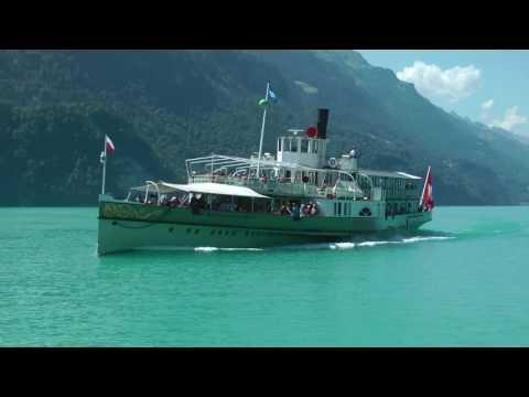 Lake Brienz Cruise With Volaré