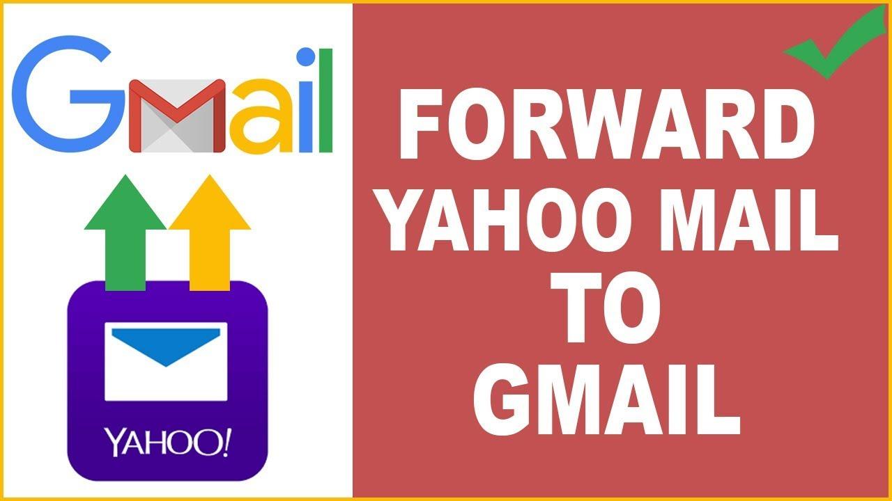 How To Forward Yahoo Mail To Gmail Yahoo Mail Forwarding 2018 Youtube