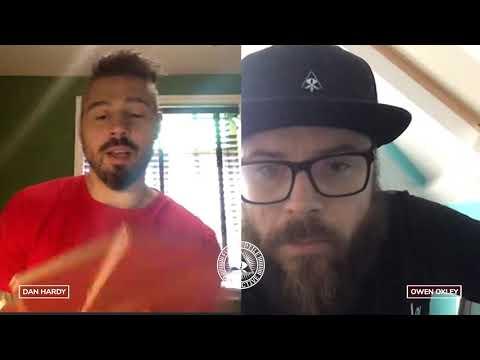 APODcalypse 9 - DAN HARDY & OWEN OXLEY - FULL REPTILE RADIO #44