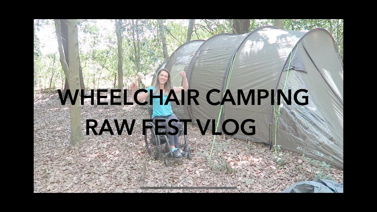 Raw camping
