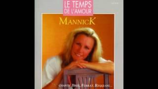 Mannick - De quel bleu