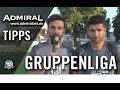 ADMIRAL-Tipps mit D. Protzel und F. Serra (Germania Klein-Krotzeburg) - 2. Spltg., Grpl. FFM