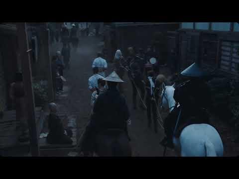 Shogun World Mirror Robbery Scene / Paint...