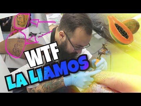 EL TATTOO MAS ÉPICO DE YOUTUBE  | MDPOLLO