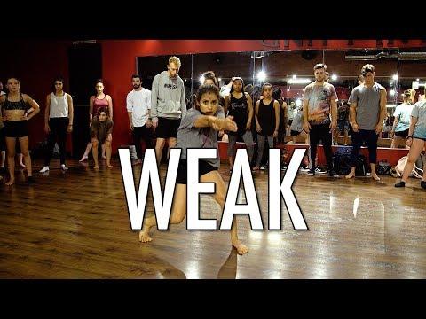 AJR--Weak | Choreography by Erica Klein | Filmed by @RyanParma