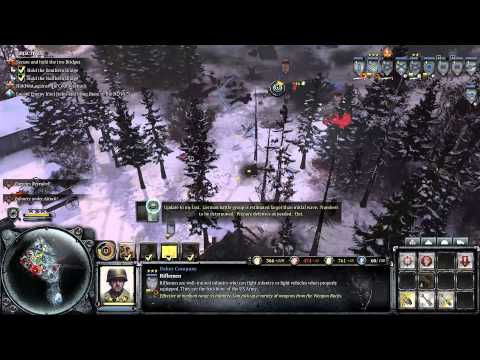 how to play skirmish in company of heroes 2