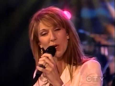 Celine Dion - A New Day Has Come (Live on...