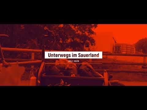 Drei Tage im Sauerland