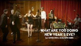 What Are You Doing New Year's Eve?  Postmodern Jukebox ft. Rayvon Owen & Olivia Kuper Harris