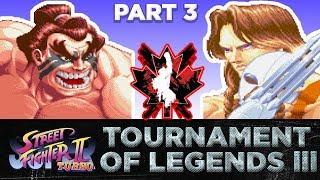 Super Turbo - Tournament of Legends III  - 3v3 Teams Part 3