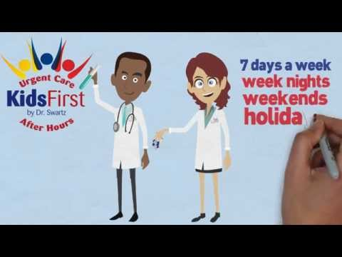 Kids First By Dr. Swartz - Aventura Pediatric Urgent Care After Hours