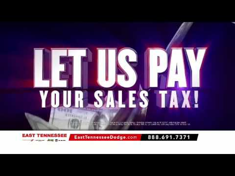 We'll Pay Your Sales Tax! | Memorial Day Sales Event | East ...