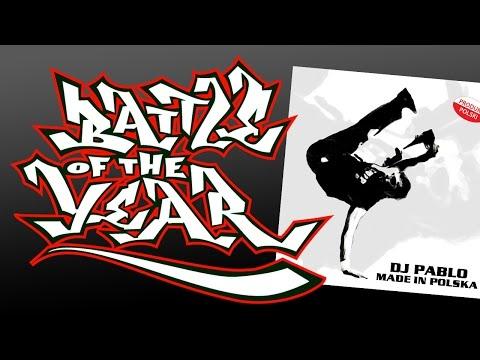 DJ Pablo - Battle Time (Made In Polska Album) BOTY Soundtrack Workout Music