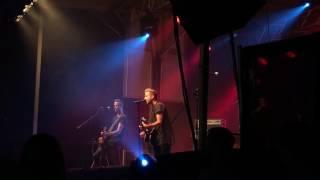 parachute live hawk nelson yc 2017