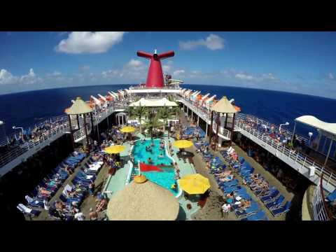Carnival Fascination Southern Caribbean Cruise
