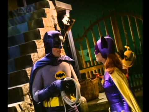 Batman the bloody tower - YouTube