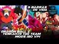 DESCARGAR DRAGON BALL Z TENKAICHI TAG TEAM MODS ISO V14 BUDOKAI TENKAICHI 3 DBS VIDEOS