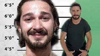 Top 10 Shocking Shia LaBeouf Moments