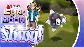 [Live] Shiny Minior IN ONLY 9 EGGS! (Masuda) Pokemon Sun and Moon.