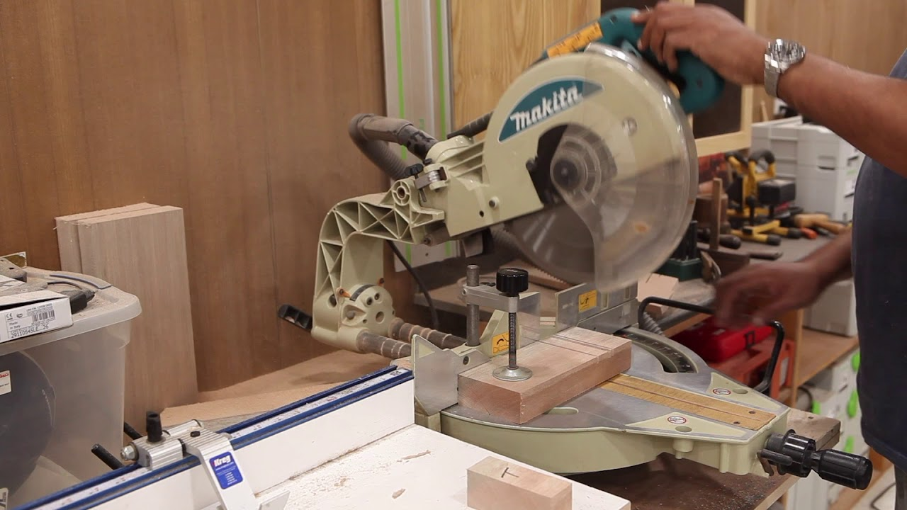 No measure dado joint on miter saw youtube no measure dado joint on miter saw greentooth Image collections