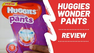 Huggies Wonder Pants Review in Hindi (With English Subtitles)
