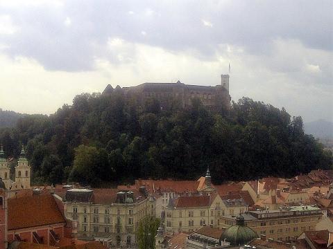Ljubljana, Slovenia (August 2016)