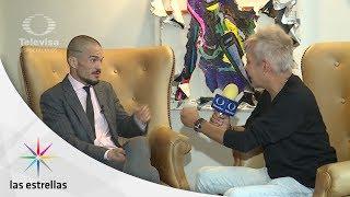 Kuno Becker, por estrenar película 'El día del sismo' | Las Estrellas