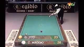 ZITO vs MAGGIO - Semifinale 6^ Prova WORLD CUP 1996