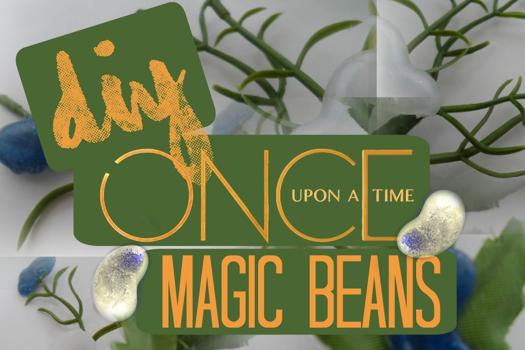 Diy Once Upon A Time Magic Beans Diy Room Decor Maiahloves Youtube