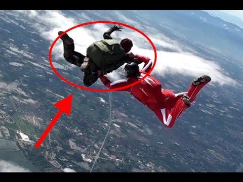 Aff - Accelerate free fall กระโดดร่มตามวาระ รพศ.5 : ก.ค.57